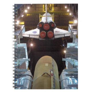 Space Shuttle Notebook