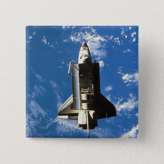 Space Shuttle Orbiting Earth 2 Button