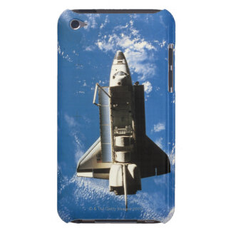 Space Shuttle Orbiting Earth 2 iPod Touch Cases