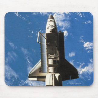 Space Shuttle Orbiting Earth 2 Mouse Pads