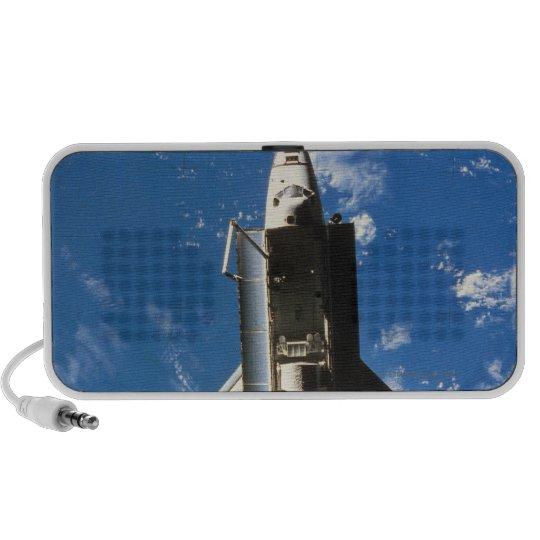 Space Shuttle Orbiting Earth 2 Portable Speaker