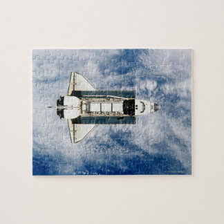 Space Shuttle Orbiting Earth 3 Puzzles