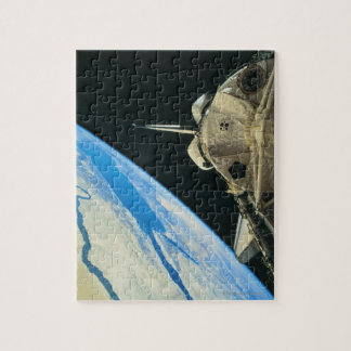 Space Shuttle Orbiting Earth 4 Puzzles