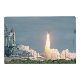 Space Shuttle Placemat