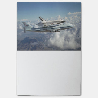 Space Shuttle Post-it® Notes