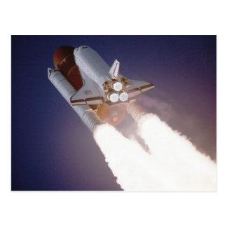 Space Shuttle Postcard