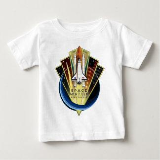 Space Shuttle Program Commemorative Patch Baby T-Shirt