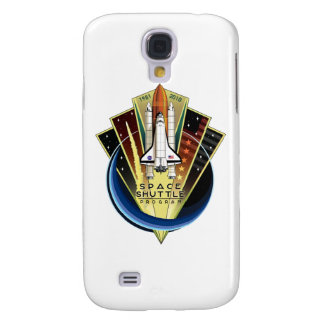 Space Shuttle Program Commemorative Patch Samsung Galaxy S4 Cover