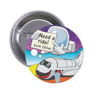 Space Shuttle Retirement Pins
