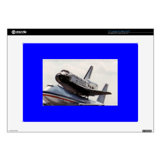 "space shuttle skin for 15"" laptop"