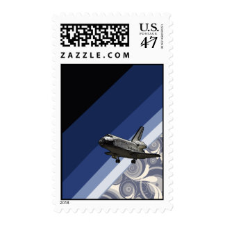 Space Shuttle Stamp