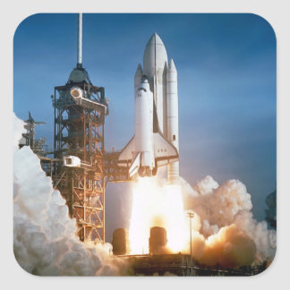 """""""Space Shuttle"""" Stickers"""