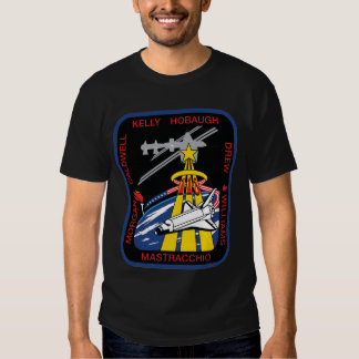 Space Shuttle STS-118 T-shirt