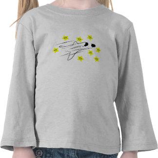Space Shuttle Toddler Long Sleeve T-Shirt