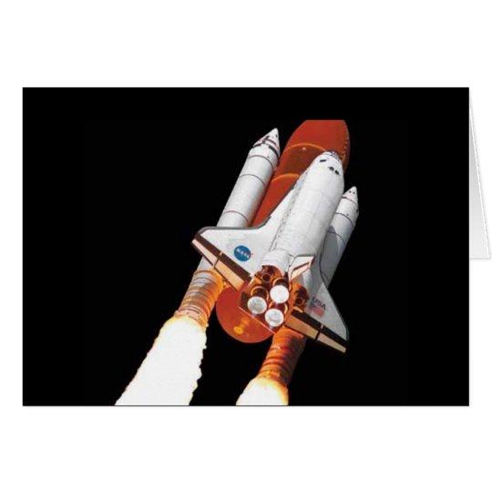 Space Shuttle Transport Card