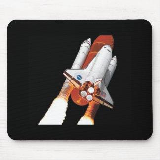 Space Shuttle Transport Mousepad