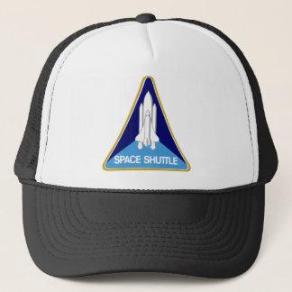 SPACE SHUTTLE TRUCKER HAT