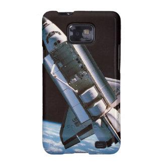 Space Shuttle with Open Cargo Bay Samsung Galaxy SII Cover