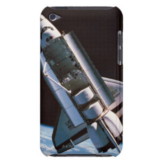 Space Shuttle with Open Cargo Bay iPod Touch Case