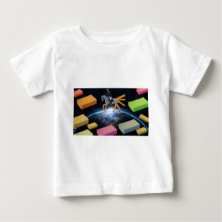 Space Sibon Baby T-Shirt
