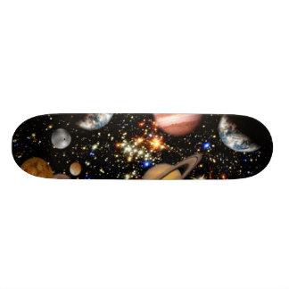 Space Skateboard