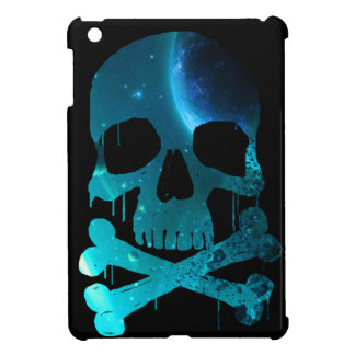 Space Skull iPad Case iPad Mini Case