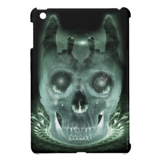 Space Skull Case For The iPad Mini