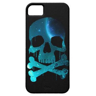 Space Skull Iphone Case iPhone 5 Case