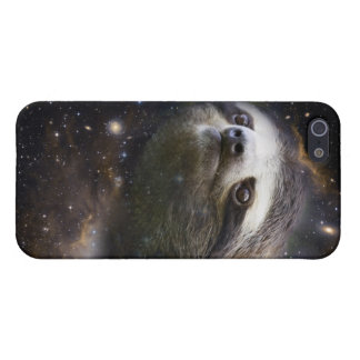 Space Sloth Case For iPhone SE/5/5s