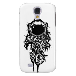 space squid HTC case Samsung Galaxy S4 Cover
