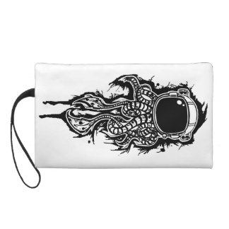 space squid wristlet