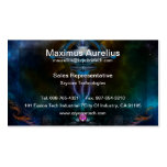Space Station Ansarious Business Cards