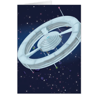 Space Station Cards