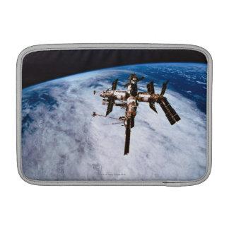 Space Station in Orbit 11 MacBook Air Sleeve