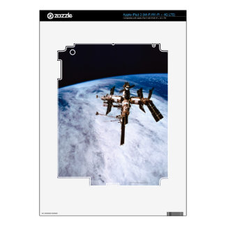 Space Station in Orbit 11 Skins For iPad 3