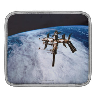 Space Station in Orbit 11 Sleeve For iPads