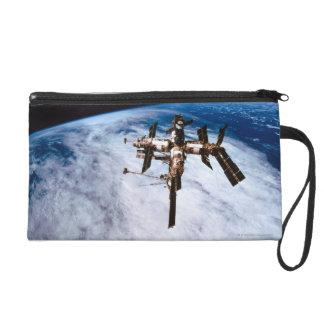 Space Station in Orbit 11 Wristlet