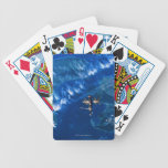 Space Station in Orbit 2 Bicycle Playing Cards