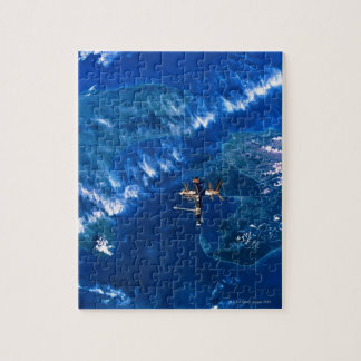Space Station in Orbit 2 Jigsaw Puzzles