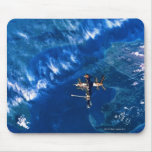 Space Station in Orbit 2 Mouse Pad