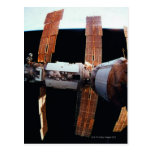 Space Station in Orbit 3 Postcard