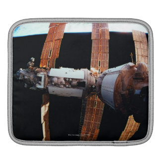 Space Station in Orbit 3 Sleeve For iPads