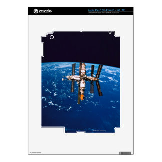 Space Station in Orbit 5 iPad 3 Decals