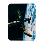 Space Station in Orbit 6 Flexible Magnet