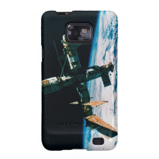 Space Station in Orbit 6 Galaxy S2 Cover