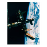Space Station in Orbit 6 Post Cards