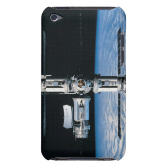 Space Station in Orbit 7 iPod Touch Cover