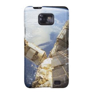 Space Station in Orbit 8 Samsung Galaxy S2 Case