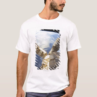 Space Station in Orbit 8 T-Shirt
