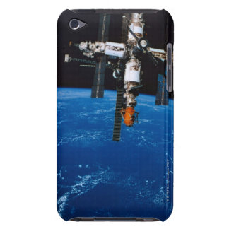 Space Station in Orbit Barely There iPod Cover